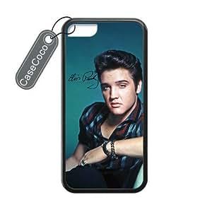 BESTER Elvis Presley Custom Case Cover Skin Shield for iPhone 5c Case Laser Technology