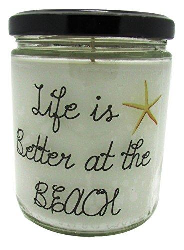 Beach 16 Oz Jar - 2