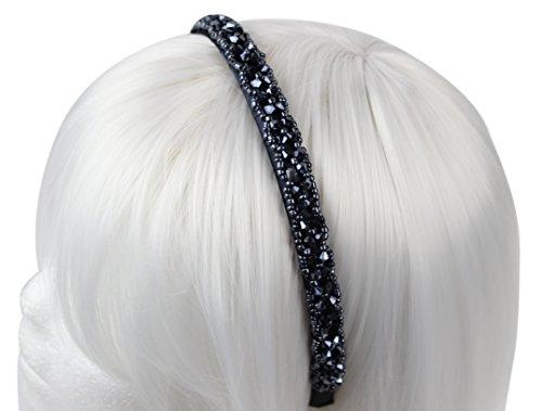 Great Gatsby / Roaring 20s Flapper Inspired Handmade Beaded Headband / Hairband