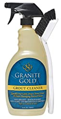 Granite Gold GG0371 Grout Cleaner & Brus...