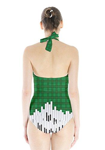 CowCow - Traje de una pieza - para mujer Verde