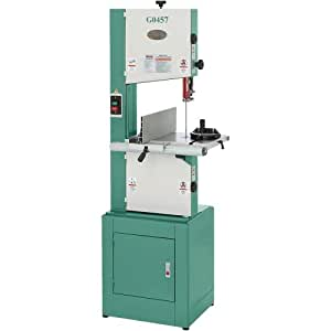 Grizzly G0457 Deluxe Bandsaw, 14-Inch