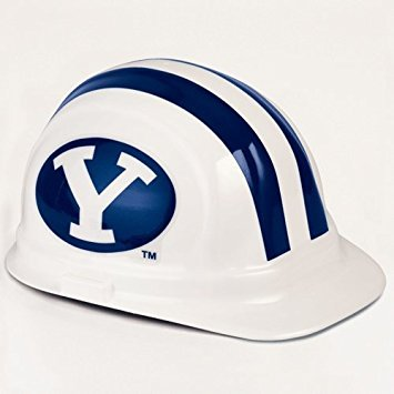 WinCraft NCAA Brigham Young University Packaged Hard Hat