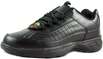 Oil Resistant Eamon Shoes 13 Black