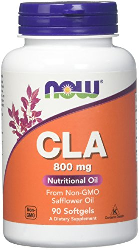 Now Foods CLA (Conjugated Linoleic Acid) 800 mg – 90 Softgels Review