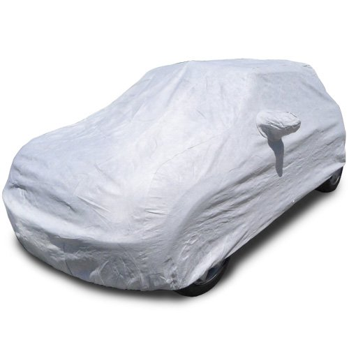 CarsCover Custom Fit 2007-2012 Mini Cooper / Cooper S Car Cover for 5 Layer Ultrashield (Best Mini Cooper Car Cover)