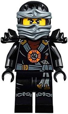 LEGO Ninjago Deepstone Minifigure - Cole Airgitzu with Armor