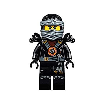 LEGO® Ninjago: Deepstone Cole Minifigure with Aeroblade ...