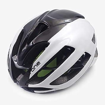 DHGLRHSLDNJ Casco Casco de Bicicleta Protone Rojo Ultraligero Aero capacete Carretera MTB montaña XC Trail Bicicleta
