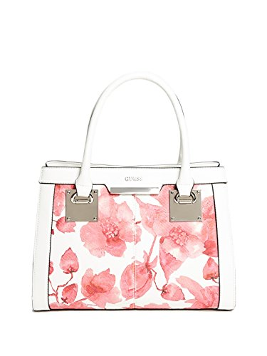 GUESS Factory Women's Dustin Floral Satchel