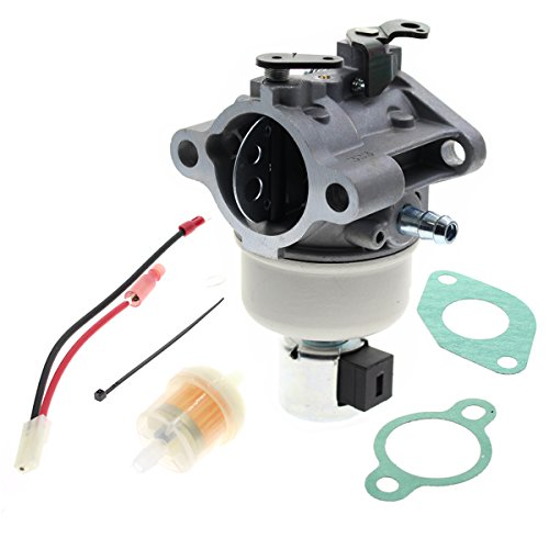 (Carbhub 20 853 33-S Carburetor for Kohler 20 853 01-S 02-S 14-S 16-S 33-S 42-S 43-S for Kohler SV590 SV591 SV600 SV601 SV610 SV620 CV CV490 CV491 CV492 CV493 Engine Carb 12 853 117-S)