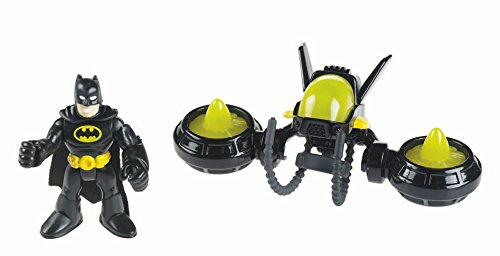 Fisher-Price Imaginext DC Super Friends, Batman with Jet Pack