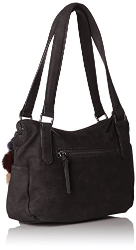 black Black schwarz Mei Women's Shoulder Bag Tamaris YqZxRvwnv