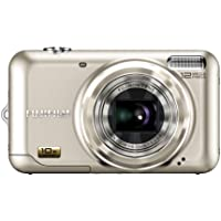 FUJIFILM Digital Camera FinePix JZ300G Gold FX-JZ300G - International Version