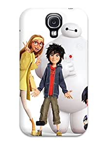 Best High Quality Big Hero 6 Skin Case Cover Specially Designed For Galaxy - S4 5399039K19543594