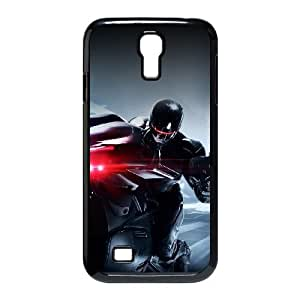 Robo Cop Samsung Galaxy s4 9500 Black Cell Phone Case GSZWLW3290 Cell Phone Case For Women