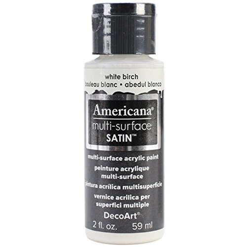 DecoArt Americana Multi-Surface Satin Acrylic Paint, 2-Ounce