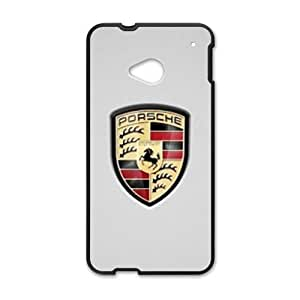 SANLSI Porsche sign fashion cell phone case for HTC One M7