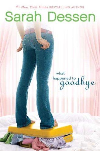 What Happened Goodbye Sarah Dessen product image