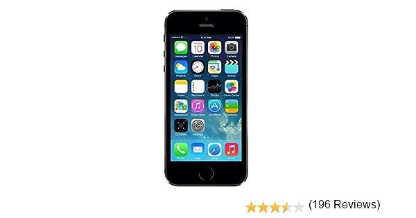Apple iPhone 5S - Smartphone Libre iOS (Pantalla 4