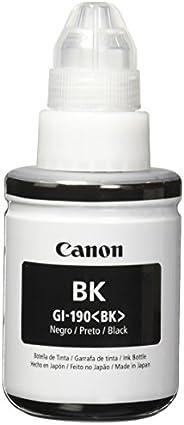 Canon CARCNN4700 Tanque de Tinta Gi, 190 BK, Negro, Talla Unica