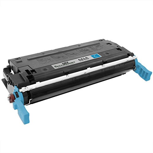Speedy Inks - Remanufactured Replacement for HP 641A HP C9721A Cyan Laser Toner Cartridge for use in Color