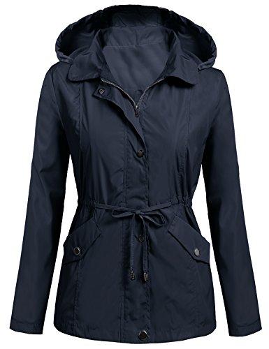 Ladies Active Hooded Jacket - 7