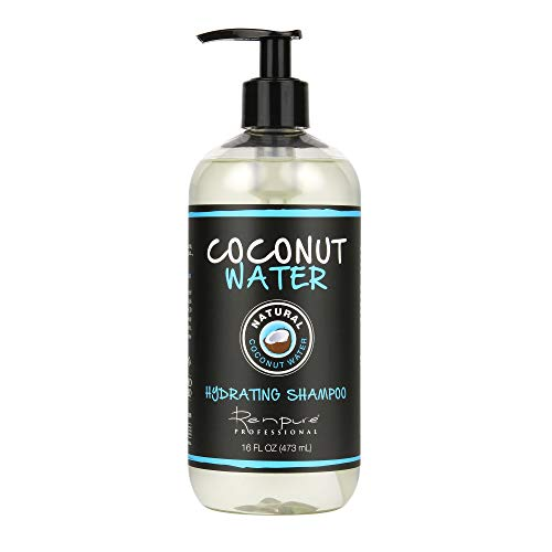 - Renpure Coconut Water Hydrating Shampoo, 16 Ounce