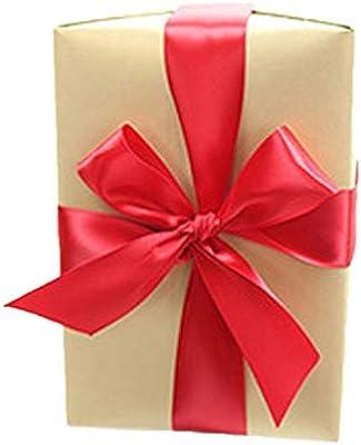 Navidad Caja De Regalo Cartón Navidad Decoración Suministros ...