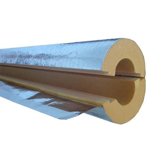 Supaphen Phenolic Pipe Insulation 1m Long-20mm-48mm