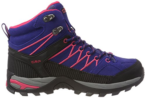 Wood ibisco Rigel Inchiostro Magenta Black CMP Boots Women's Rise High Hiking 5qv7RYCx