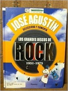 Los Grandes Discos De Rock 1951-1975
