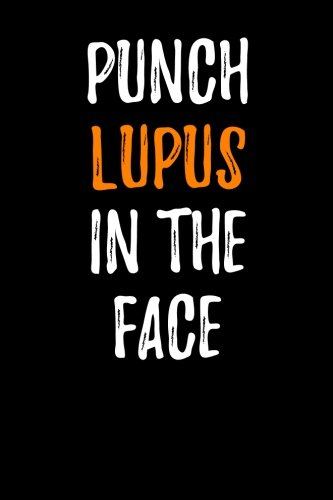 Punch Lupus in the Face: Blank Lined Journal pdf epub