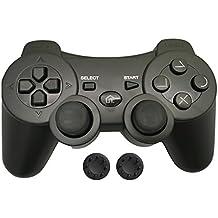 Bek New Design Wireless controller for Playstation 3 PS3 (Black)
