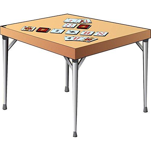 Folding Game Table Legs - Table Hardware Folding
