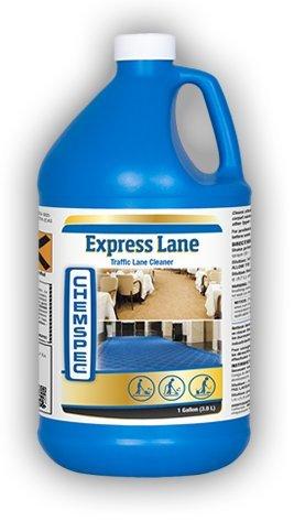 Chemspec - Express Lane 2.0 - Traffic Lane Cleaner - Carpet Cleaning Prespray - Pre-Spotter - 1 Gallon ELTLC4G