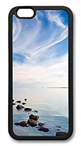 iphone 6 plus 5.5inch Case iphone 6 plus 5.5inch Cases Island of Rakin Kotk TPU Rubber Soft Case Back Cover for iphone 6 plus 5.5inch black