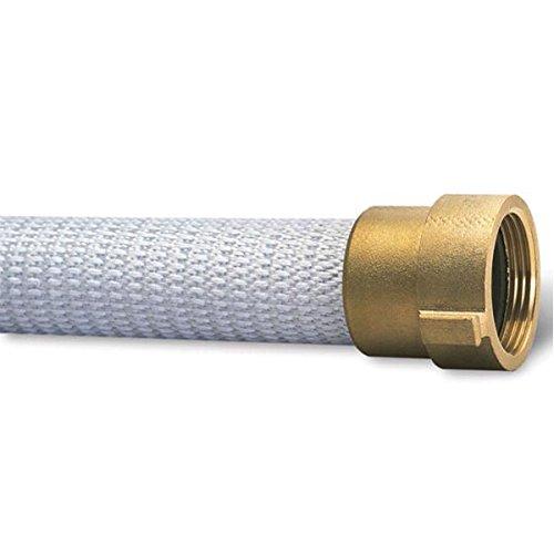 FireTech Rack & Reel Hose, Brass NPSH Coupled, 1 1/2'' x 50'(3 pack)