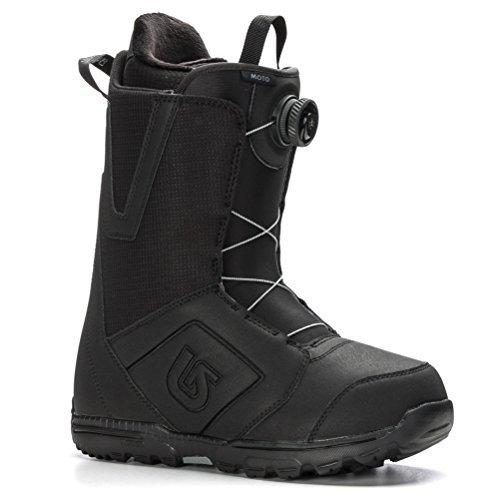 Burton  Men's Moto Boa '18 Black Boot ()