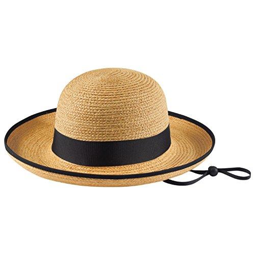 Tilley R2 Women's Raffia Hat Natural S -