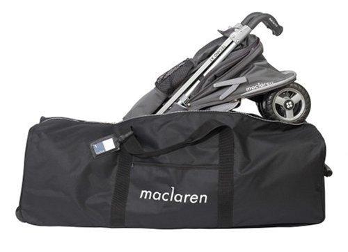 Maclaren Buggy Bag Twin Carbon