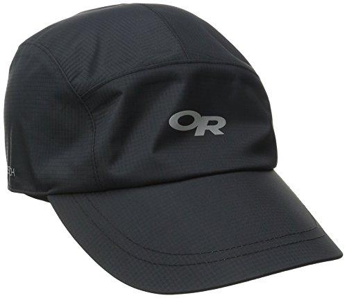 Outdoor Research Halo Rain Cap, Black, 1Size