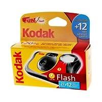 Kodak FUN Flash Disposable Camera–39Expo Treasures Pack Of 3