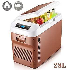 KEMN Refrigerador del Coche Nevera Electrica Pequeña 12V-24V/220V ...