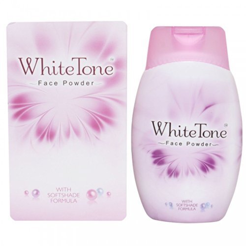 White Tone Face Powder (Pack of 2) (White Face Makeup Powder)
