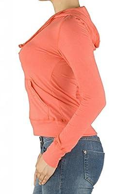 Active Basic Women's Basic Zip Up Hoodies