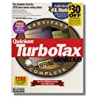Quicken TurboTax Deluxe {Federal Return Tax Year 1999}