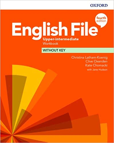 English File Upper-Intermediate WB with Audio CD (4th Edition)