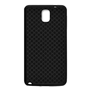 Gucci design fashion cell phone case for samsung galaxy note3