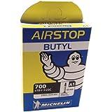 Michelin - Chambre A Air Airstop Butyl 700x18-23 Presta Michelin - Roca028